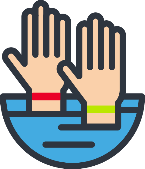 usapoolspa-hand-above-water-bands